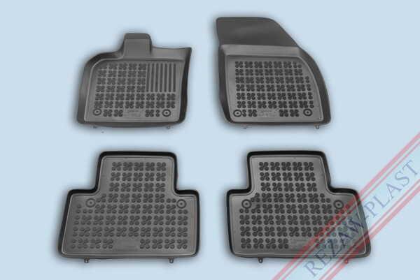 Гумени стелки за Chevrolet SPARK III преди фейслифт - от 2009 до 2012 година