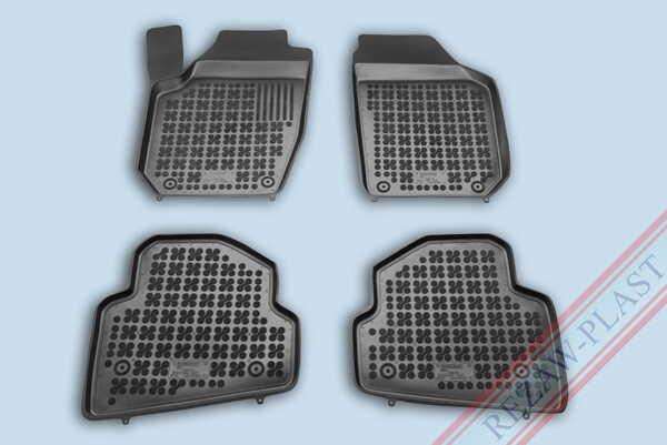 Гумени стелки за Skoda FABIA II - от 2007 до 2014 година