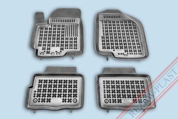 Гумени стелки за Kia SOUL I - от 2008 до 2013 година