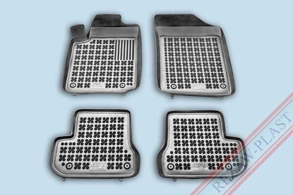 Гумени стелки за Citroen C2 - от 2003 до 2009 година