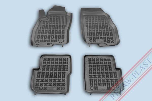 Гумени стелки за Fiat PUNTO EVO - от 2009 до 2012 година