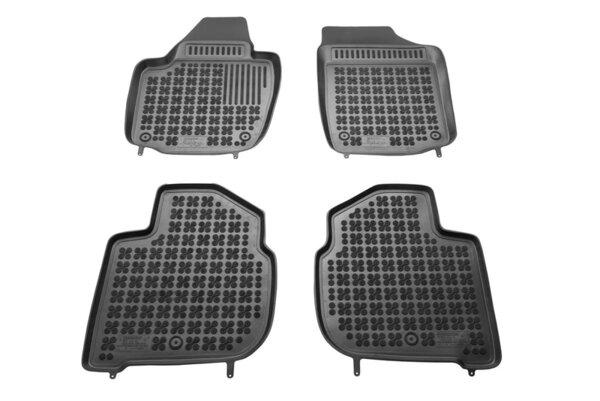 Гумени стелки за Skoda RAPID Spaceback - от 2013 до 2019 година