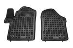Гумени стелки за Renault TWINGO III 5 - врати - след 2014 година