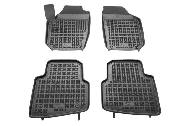 Гумени стелки за Skoda ROOMSTER - от 2006 до 2015 година