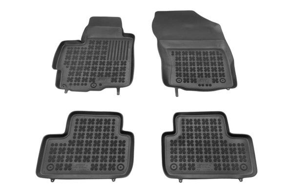 Гумени стелки за Mitsubishi ASX преди фейслифт и фейслифт от 2010 до 2019 и след 2019 година