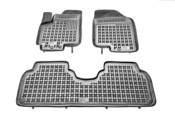 Гумени стелки за Kia VENGA - от 2009 до 2017 година