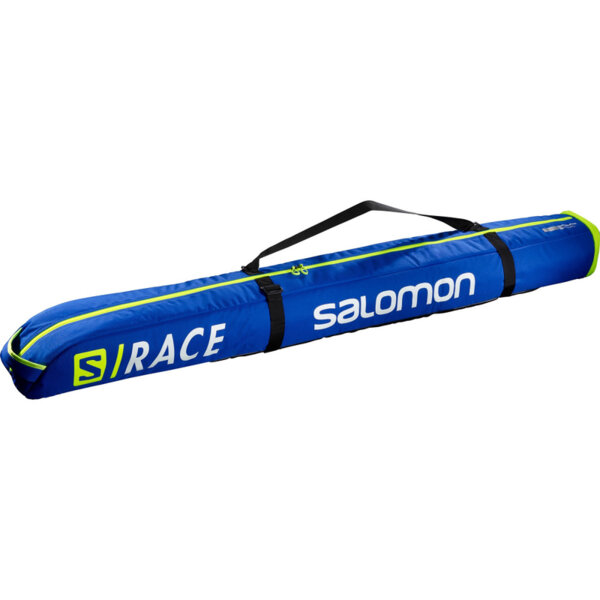 Сак за ски Salomon EXTEND за 1 чифт ски 165 до 185 см. - Син