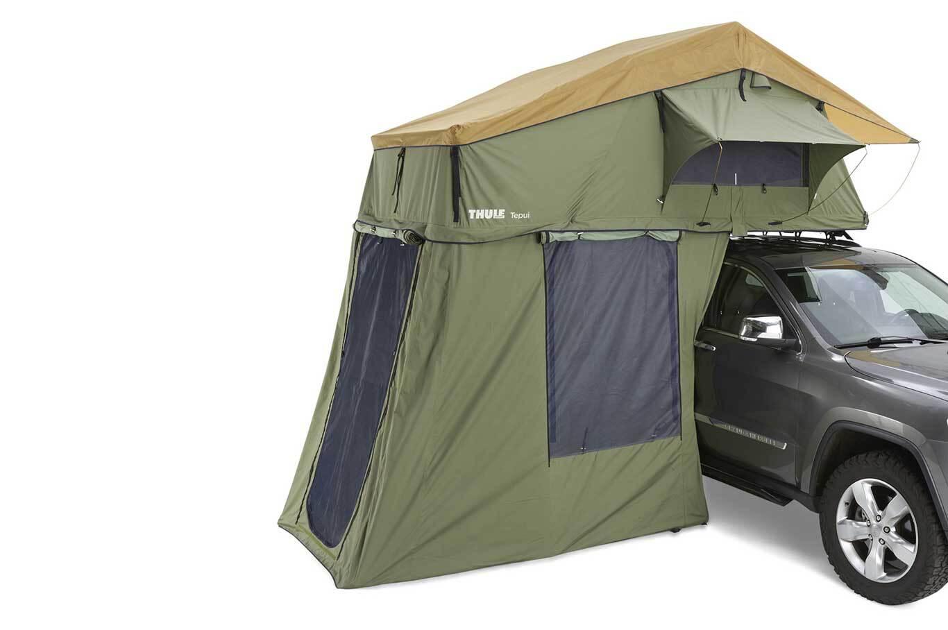 Thule Tepui Explorer Autana 3 Haze Grey - Покривна палатка-Copy