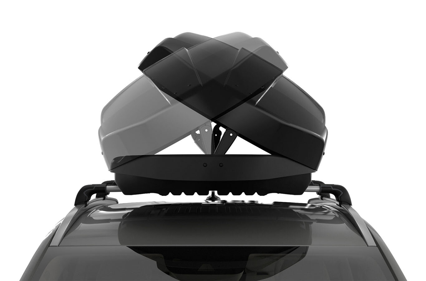 Автобокс Thule Motion XT XL Limited Edition - черен мат-4