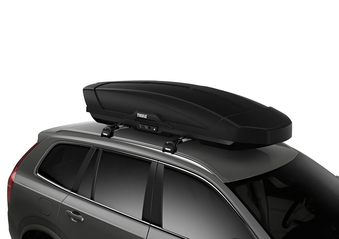 Автобокс Thule Motion XT XL Limited Edition - черен мат-6