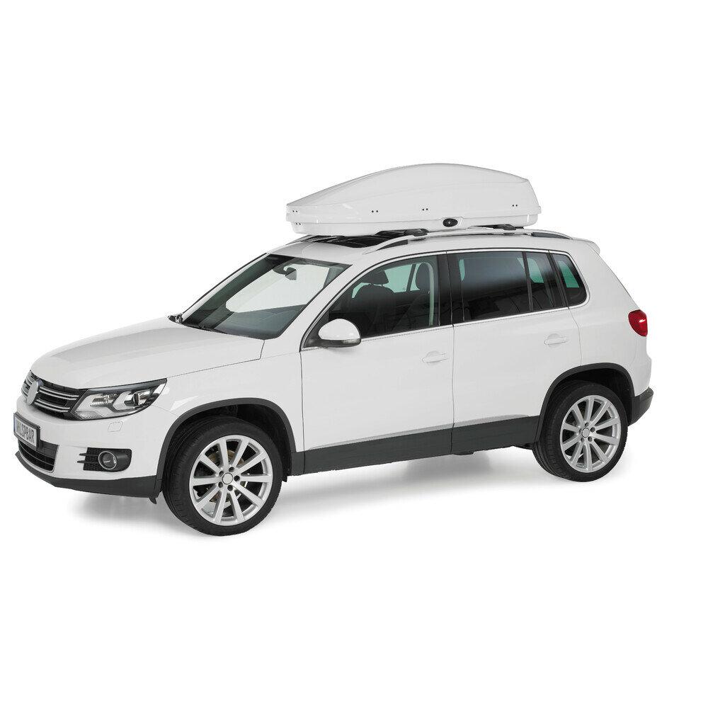 Багажник-автобокс Yakima YWB451W 400 литра Бял гланц