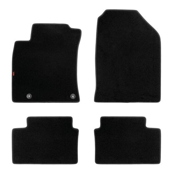 Мокетни стелки за Kia Ceed хечбек и комби и Kia X-Ceed модели след 2018 година