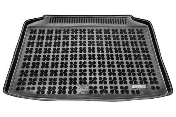 Гумена стелка за багажника на Audi A3 модел след 2012 година (с МАЛКА резервна гума)