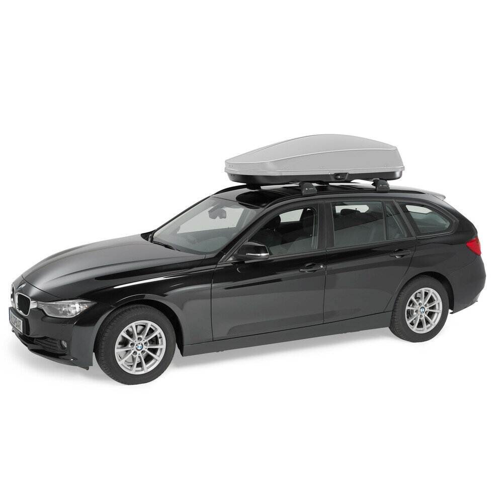 Багажник-автобокс Yakima YWB752S 450 литра Сив гланц