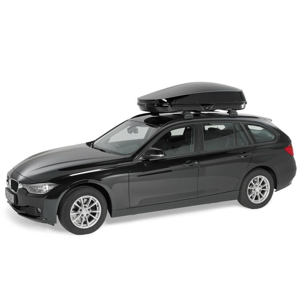 Багажник-автобокс Yakima YWB452B - 450 литра Черен гланц