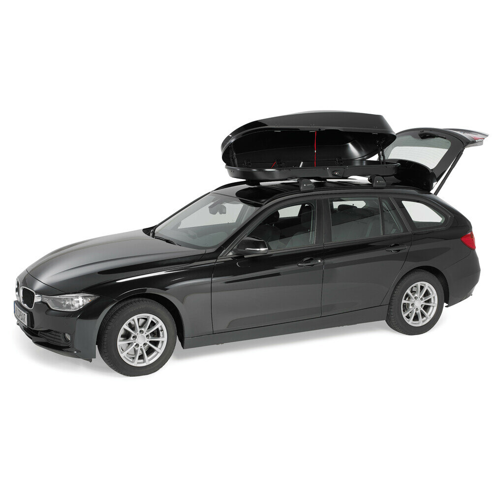 Багажник-автобокс Yakima YWB752B - 450 литра Черен гланц