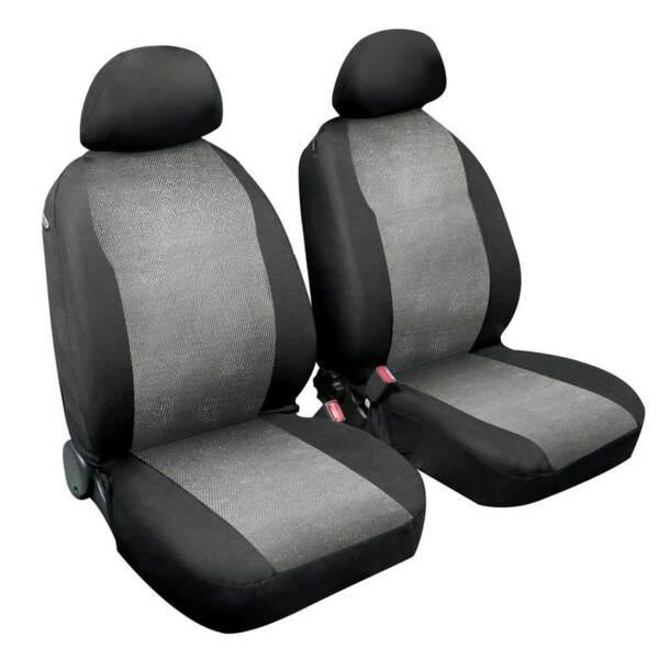Sprint grey - 2 бр. Универсални Калъфки за предни седалки