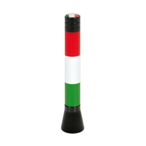 Антена за кола 8 см. цвят Карбон 40268
