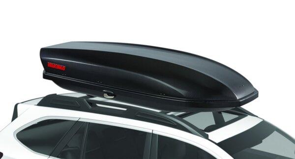 Багажник-автобокс Yakima Skybox 16 Carbonite - 450 литра Черен