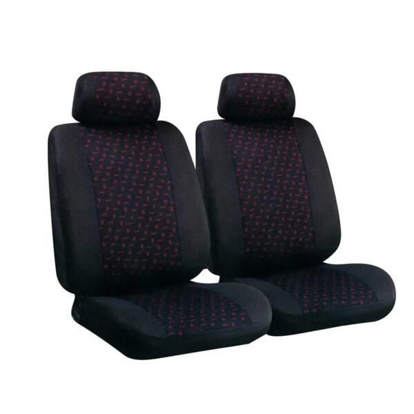 GLAMUR - Комплект Универсални Калъфки за предни седалки
