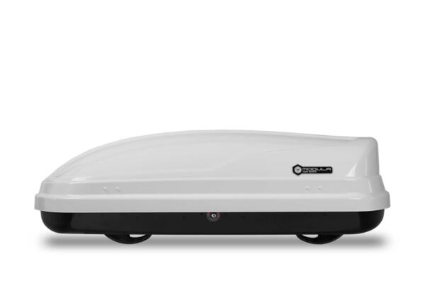 Автобокс Modula WeGo 360 Бял гланц