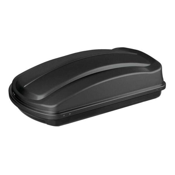 Багажник автобокс Nordrive box 333 embossed black - Черен мат