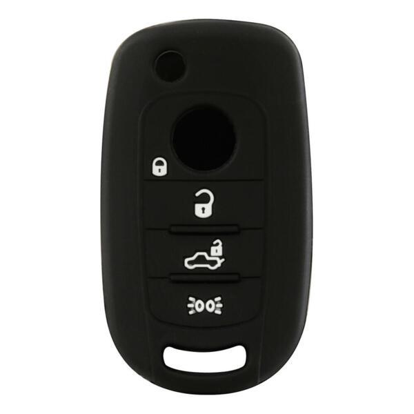 Калъф за ключ на Fiat - style 4