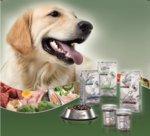 TÜV Сертификат за качество на кучешките храни Platinum