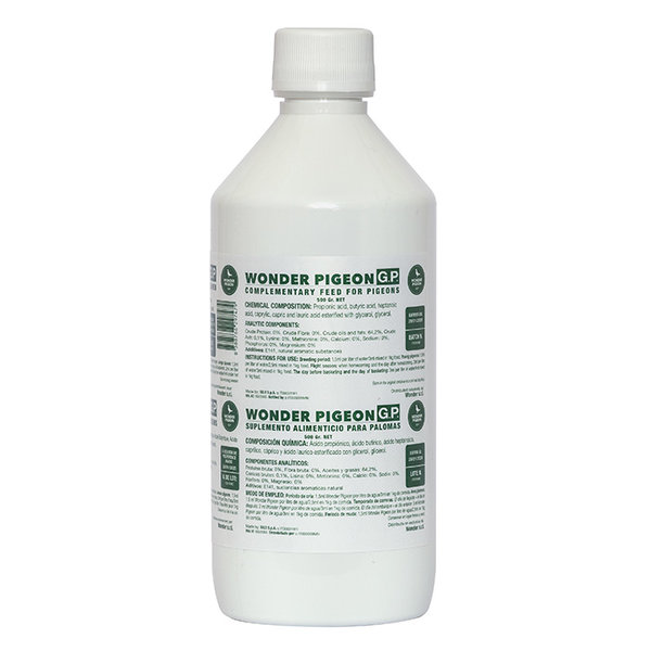 Wonder Pigeon GP - 500ml