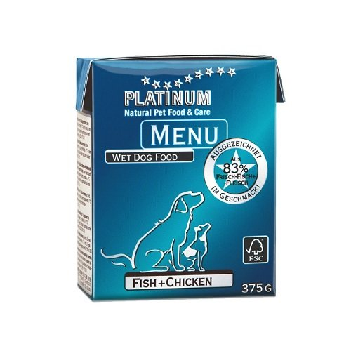 PLATINUM MENU Пиле+Риба