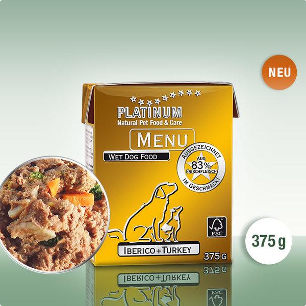 PLATINUM MENU Иберийско+Пуйка