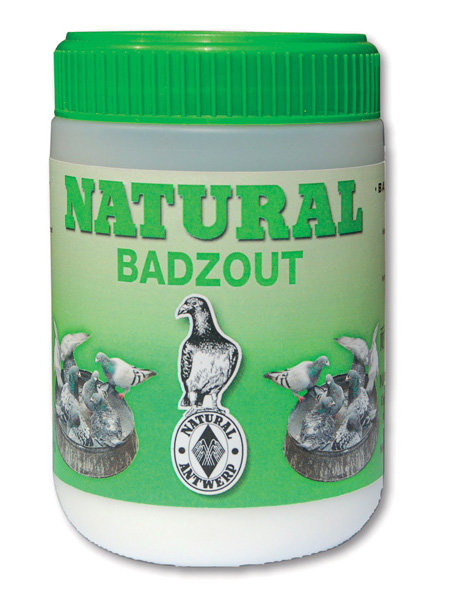 Natural Bath Salt - 650 грама