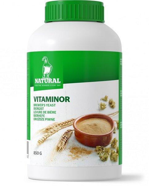 Vitaminor-бирена мая за гълъби 850гр