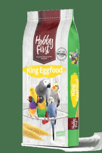 Яйчна храна жълта