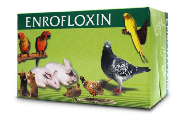 Енрофлоксин 15мг - 100 таблетки