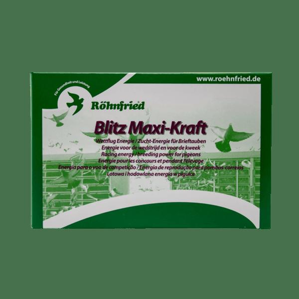 Blitz Maxi-Kraft - 50 таблетки