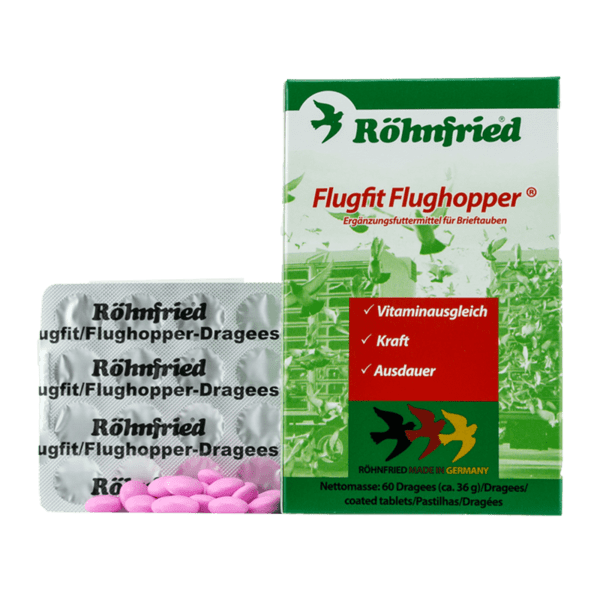 Flugfit - 60 таблетки