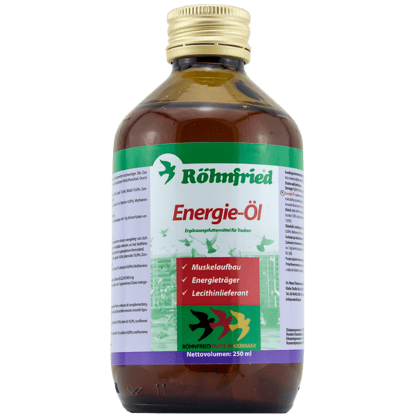 Енергийни масла 250 мл