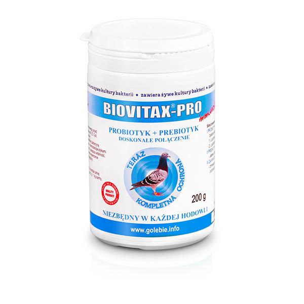 BIOVITAX®-PRO - пробиотик+пребиотик 200 грама