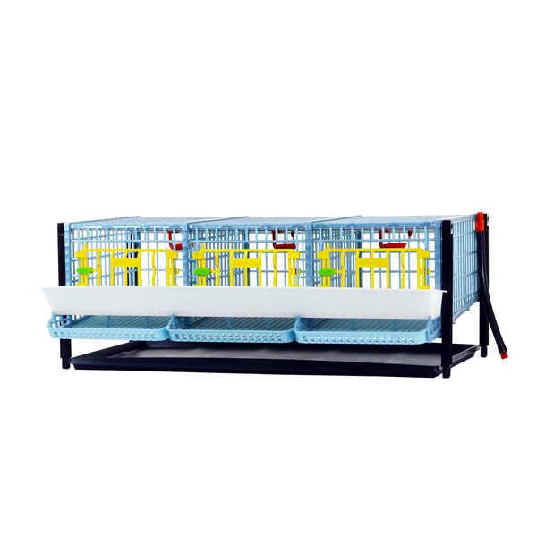 Клетка за пъдпъдъци носачки - модул за надграждане