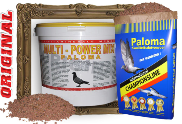 Multi-Power Mix - Витамини+Минерали+Био-ензими+Енергия