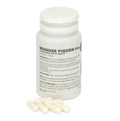 Wonder Pigeon 50 таблетки