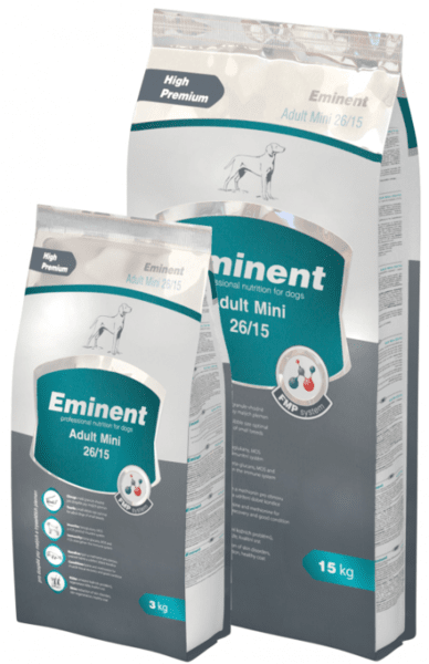 Eminent Mini Adult  15+2 кг