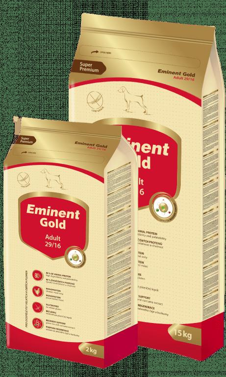 Eminent Gold Adult 29/16