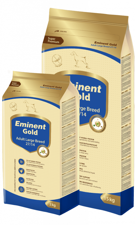 Eminent Gold Adult Large Breed 27/14