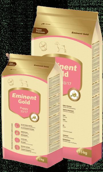Eminent Gold Puppy 33/17 - 2 kg