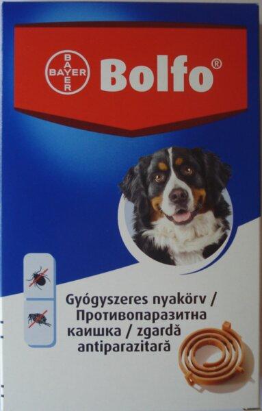 BAYER Bolfo L - противопаразитна каишка 70 см