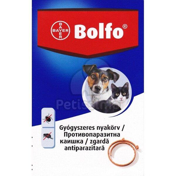 BAYER Bolfo L - противопаразитна каишка 38 см