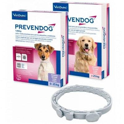 Prevendog Virbac - противопаразитна каишка