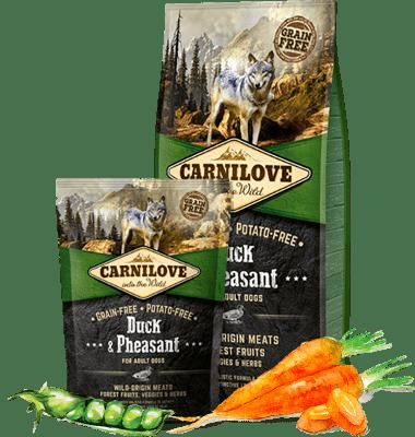 CARNILOVE Duck & Pheasant 12кг